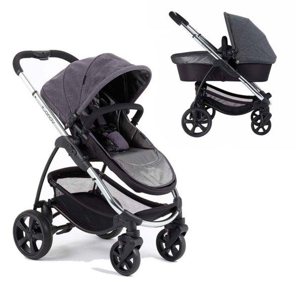 Детска количка 2в1 Strawberry 2 Style Collection